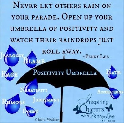 umbrella of positivity